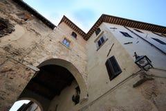 Spoleto Stock Photo