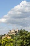 Castle of Spoleto Stock Photo