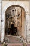 Spoleto street Stock Image
