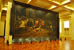 Spoliarium Painting Royalty Free Stock Photo