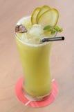 Spondias dulcis juice royalty free stock image