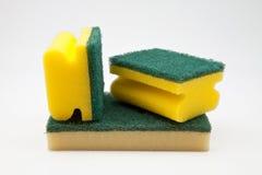 Sponge Royalty Free Stock Photos