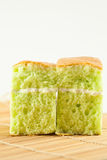 Sponge cake Stock Photos