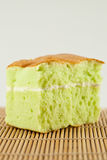 Sponge cake Royalty Free Stock Photo