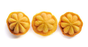 Sponge Cake Royalty Free Stock Images