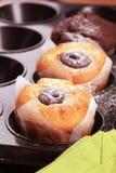 Sponge cakes Royalty Free Stock Image