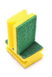 Sponge cleaner Stock Photos