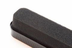 Sponge for footwear Stock Image