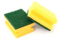 Sponge For Washing Utensils Stock Images