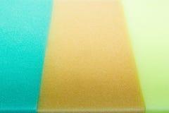 Sponge isolated against Stock Photo