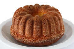 Sponge, madeira or pound cake Stock Photography