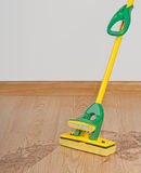 Sponge Mop Stock Image