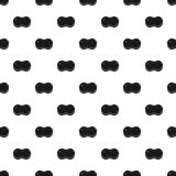 Sponge pattern, simple style. Sponge pattern. Simple illustration of sponge pattern for web vector illustration