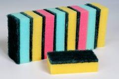 Sponge scourers. Stock Photography