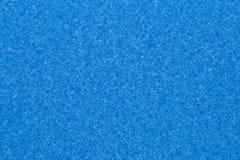 Sponge texture. Quality blue sponge texture studio shot Royalty Free Stock Photo