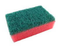 Sponge for ware washing Stock Images
