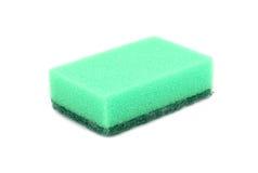 Sponge for wash utensil Stock Photo