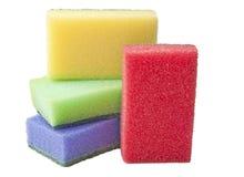 Sponge washer Royalty Free Stock Photo