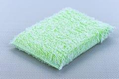 Sponge for washing dishes Royalty Free Stock Photo