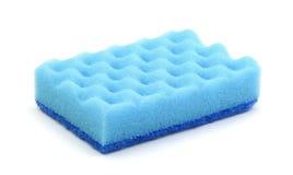 Sponge for washing dishes Royalty Free Stock Photos