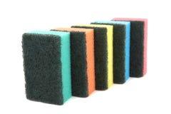 Sponge for washing Royalty Free Stock Photo