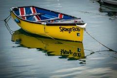 Spongebob boat Stock Photography