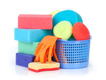 Sponges Royalty Free Stock Photo