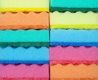 Sponges backgrounds Royalty Free Stock Photography
