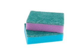 Sponges for cleaning Stock Photography