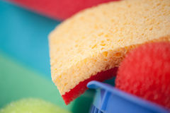 Sponges close up Royalty Free Stock Photo