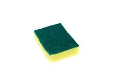 Sponges for dishwashing isolated Stock Photo