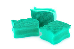 Sponges Royalty Free Stock Images