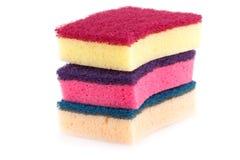 Sponges Stock Photography