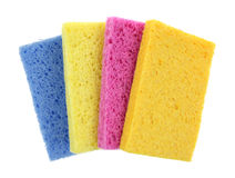 Sponges Super Absorbent Royalty Free Stock Photo