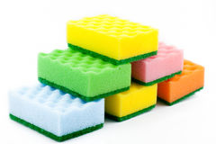 Sponges for washing Stock Images