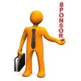 Sponsor Stock Photo