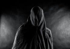 Spook in dark Stock Afbeelding