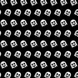 Spook - emojipatroon 01 royalty-vrije illustratie