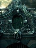 spookhuis in Parijs Royalty-vrije Stock Afbeeldingen