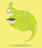 Spookillustratie Stock Illustratie