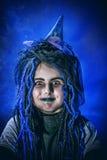 Spookmeisje Royalty-vrije Stock Foto's