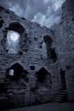 Spooky Castle Royalty Free Stock Image