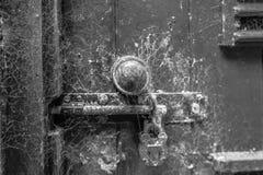 Spooky Door Handle Royalty Free Stock Photos