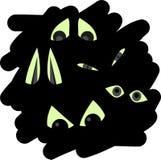 Spooky Eyes Stock Image