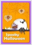 Spooky Halloween Stock Photography