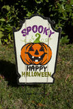 Spooky Halloween Royalty Free Stock Images