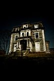 Spooky Haunted House Stock Photography