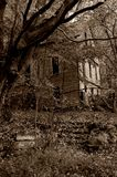 Spooky House 2 stock photo