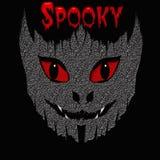 Spooky monster Stock Photos
