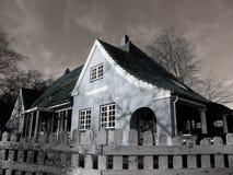 Spooky old house Stock Photos